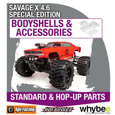 HPI SAVAGE X 4.6 SPECIAL EDITION [Body Shells] Genuine HPi Racing 1/8th R/C