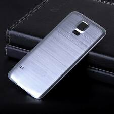 Luxury Metal Housing Battery Door Back Cover Case For Samsung Galaxy S 5 V i9600