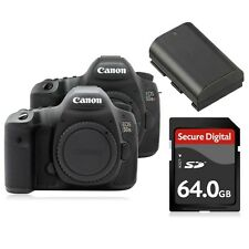 Canon EOS 5DS / 5DS R 5DSR w/ LPF Effect Cancellation. Full Frame DSLR Cameras