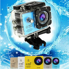 "Sports 2.0"" LCD 1080p Wifi 170° Wide-angle Outdoor Waterproof Sport Camcorder"