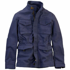 Timberland Men's Mount Shaw Field Dark Navy Coat Jacket Style #6964J