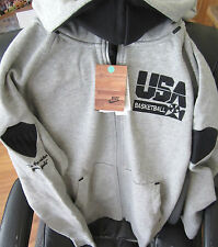 1992 USA Olympic Basketball Dream Team Nike hooded sweatshirt hoodie NEW W/ TAGS
