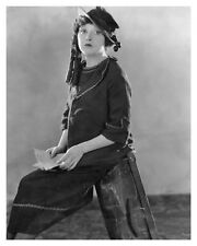 Silent Movie Actress Comedienne Mabel Normand Celebrity Photo Free Shipping
