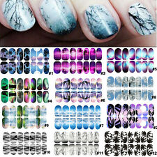 Beauty Water Transfer Stickers Nail Art Tips DIY Manicure Decal Tips Decoration