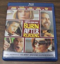 Burn After Reading (Blu-ray, 2008)