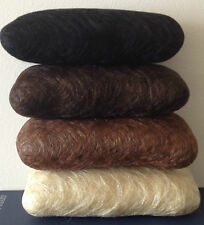 *********Extra Large Synthetic Hair Padding / Voluminous insert updo ********