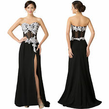 2015 Long Formal Wedding Evening Dress Gown PROM Party Bridesmaid Cocktail Dress