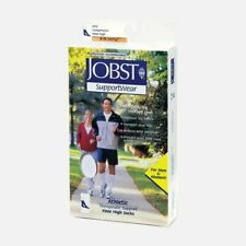 Jobst Athletic Knee High Socks 8 - 15 mmHg White NEW 110449 - 110451