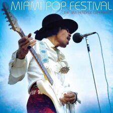 Miami Pop Festival - Jimi Experi Hendrix New & Sealed Compact Disc Free Shipping