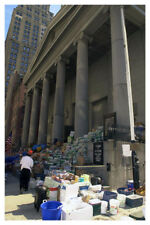 World Trade Center 9/11 Supplies At Church of St Peter Silver Halide Photo