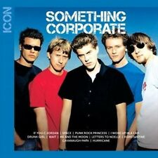 Icon:something Corporate - Corporate Something New & Sealed Compact Disc Free Sh