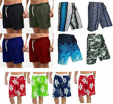 Mens Boys Swimming Board Shorts Trunks High Quality Beach Holiday Summer Shorts