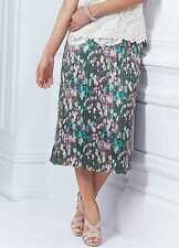 KALEIDOSCOPE MULTI PRINT PLEATED SKIRT SIZE 14 16 & 18 BNWT RRP £69.00