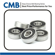 608-2RS Deep Groove Rubber Sealed Ball Bearing 608-2rs Ball Bearings 8x22x7mm