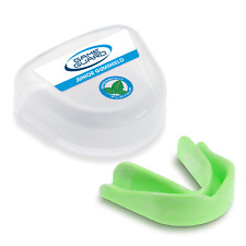 1 x GAME GUARD Mouth Guard Adult/Junior FLAVOURED, Gum shield, Boxing, Rugby MMA