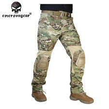 Emerson G2 Tactical Pants w/ Knee Pads Combat Hunting Trousers MultiCam 7038