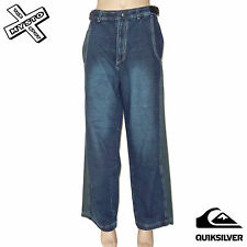 QUIKSILVER 'BEATRAX' BOYS JEANS TROUSERS AGE 10 14 140 164 SURF BNWT NEW RRP £37