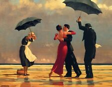 Jack Vettriano - The Singing Butler - Limited Edition Print - Signed 49x40cm