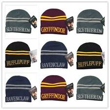 New Hotsell HARRY POTTER Letter Gryffindor Thicken Wool Knit Cap / Hat Warm - SS