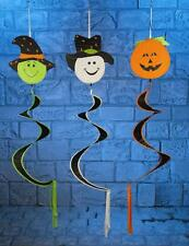 1m Halloween wind character hanging swirl decoration pumpkin witch or ghost