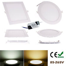 Cree Dimmable LED Recessed Ceiling Panel Downlight Lamp Bulb Energy Saving Light