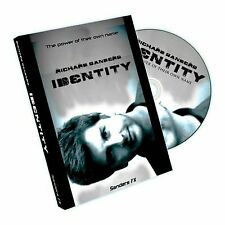 MAGIC: Identity (With Gimmicks) by Richard Sanders - DVD