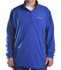 Columbia Men's Aviation Fleece 1/4 Zip Up Moisture Absorption Jacket