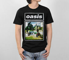 OASIS BE HERE NOW LIAM NOEL GALLAGHER BRIT POP ROCK MUSIC RETRO VTG MEN T-SHIRT