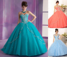 Popular Hot Sweetheart Beads Specialized Quinceanera Dresses Custom Made All Siz