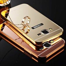 New Luxury Aluminum Ultra Thin Mirror Metal Case Cover For Multiple Phone Models