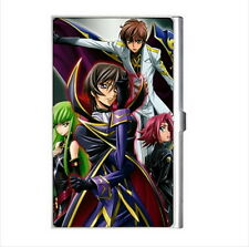 NEW Cigarette Credit Business Card Holder Code Geass anime manga *collection