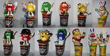 M & M's Dispenser / Dispenser / Dispenser de candy / Tube Can Choose