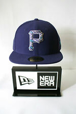 New Era 59FIFTY Purple Pittsburgh Pirates P Logo Cap Fitted Hat Baseball cap
