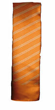 Premier Womens Polyester Formal Neck Wrap Four Stripe Scarf One Size UK