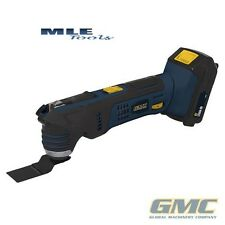 GMC 18V Oscillating Multi Tool scraper cutter saw polisher grinder 642042 GMC18V