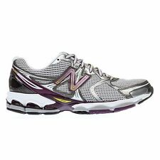 New Balance 1260 Women's Running Shoes US 6, White/Silver/Purple, W1260PS