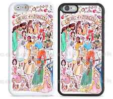 thin case,cover for iPhone,iPod New Walt Disney world princess,snow white,elsa
