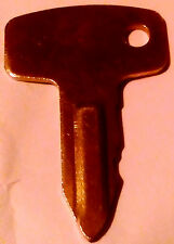 New Iseki Compact ride on mower Tractor plant replacement key suits Gardener xx