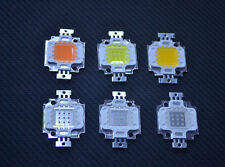 10W High Power RGB/White/Warm White/Red/Blue/Green/IR 850/IR 940 LED Bulb Chip