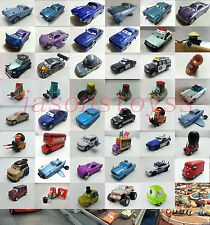 Mattel Disney Pixar Cars 2 Other Characters Metal Toy Car 1:55 New In Stock ##1