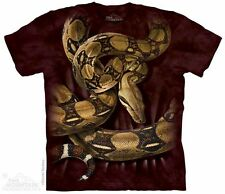 Boa Constrictor T-Shirt from The Mountain - Adult S - 5X