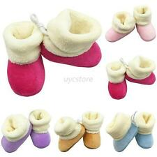 New Baby Winter Warm Snow Boots Toddler Girl's Cotton Shoes Newborn Infant Boots