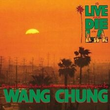 To Live & Die in L.a. - Wang Chung New & Sealed LP Free Shipping