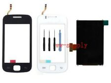 For Samsung Galaxy GIO GT-S5660 Front Touch Screen lens Digitizer + LCD Display