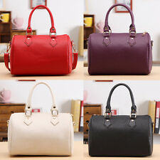 Crossbody Satchel for Women Leather Handbags Messenger Small Shoulder Bag