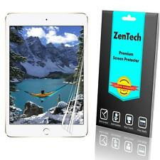 ZenTech Bubble free Anti Shock Screen Protector For iPad Air 2 Mini 4 3 + Pen