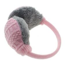 Winter Earmuff Wool Knitted Earmuff Girls Earflap Women Warm Earshield Ear Muff
