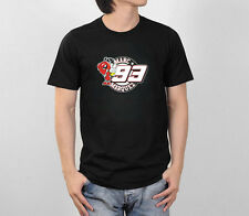 Marc Marquez No.93 The Ant Graphic Repsol Honda Moto GP Motor Sport Men T-Shirt