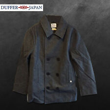 DUFFER JAPAN SLATE GREY CAPTAIN JACKET - BRAND NEW/TAGS RRP £130 - SAVE 76% OFF