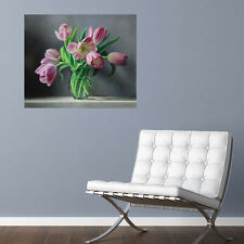 Flower Painting Decal - Tulips from Holland by Pieter Wagemans